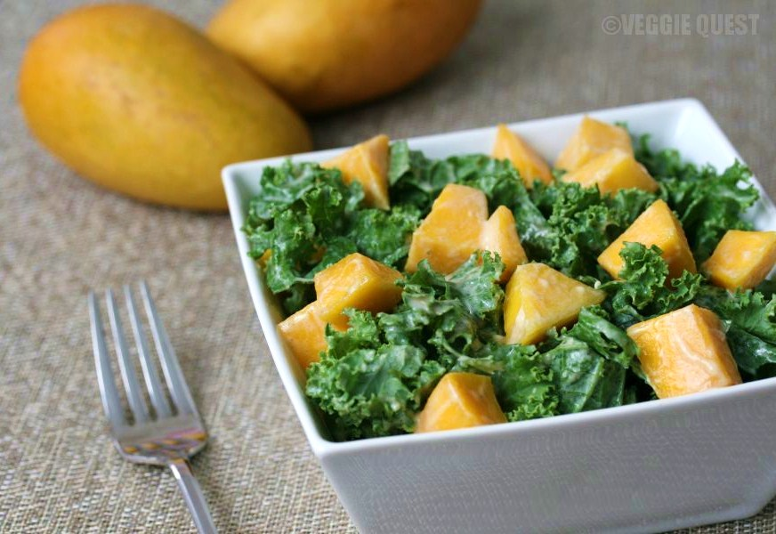 The Easiest Kale Salad You'll Ever Make (Warning: It's Addictive!)