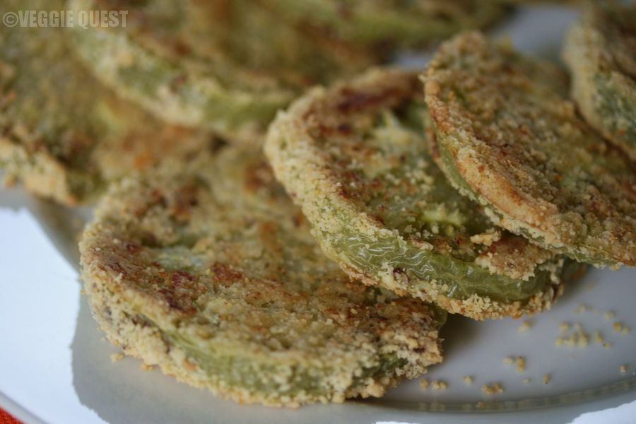 Better-Than-Fried Green Tomatoes