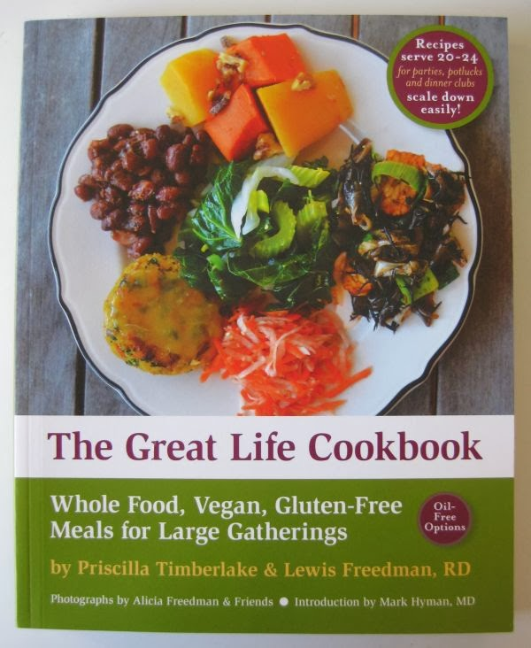 Getting to Know You and Great Life Cookbook Giveaway