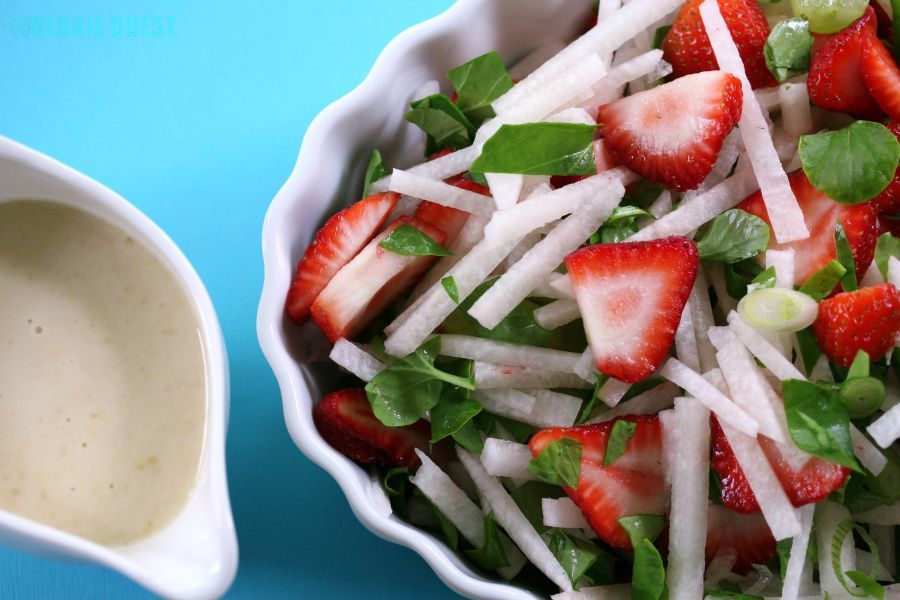 Jicama Salad Recipes — Dishmaps