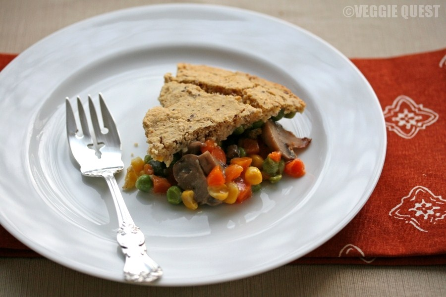 Vegetarian Pot Pie 7