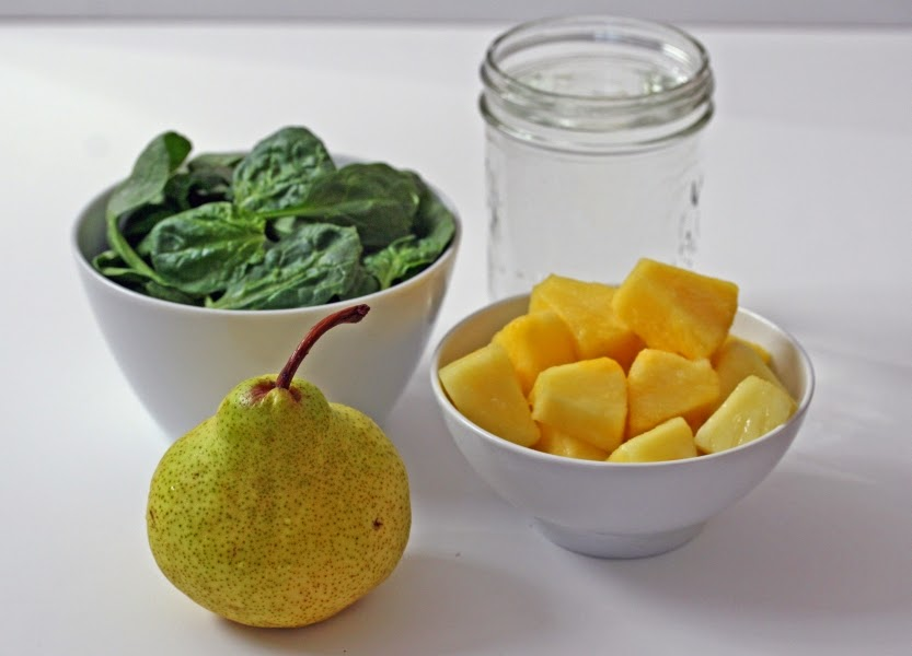 Ridiculously Simple Green Smoothie Formula