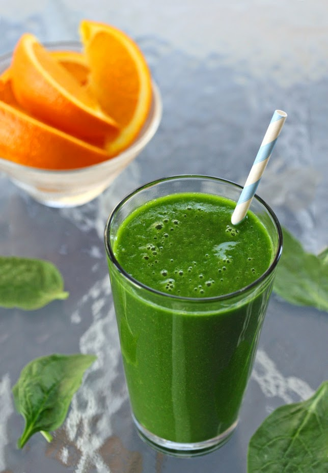 4 Creative Ideas for Green Smoothies