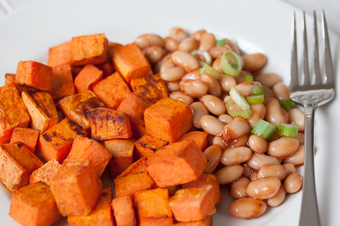 Lunch2 - 2 Pounds of Vegetables a Day – Sweet Potato Style