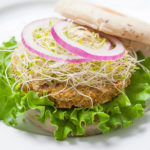 3 Low-Fat, Gluten-Free & Vegan Burgers You Can Buy (Under 200 Calories!)