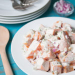 Easy Southern Sweet Potato Salad