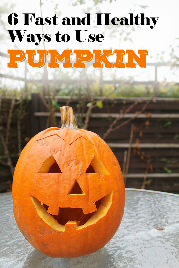 6 Fast and Healthy Ways to Use Pumpkin