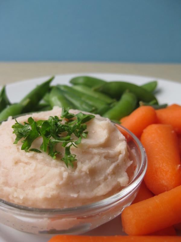 Fat-Free-Vegan-White-Bean-Dip