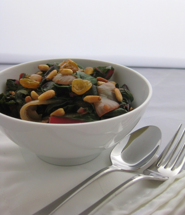 Swiss-Chard-with-Raisins-1