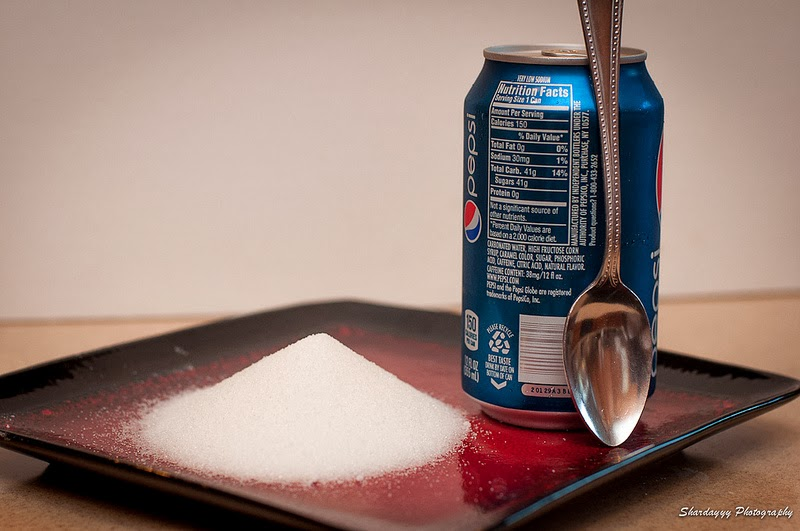 Sugar-in-Pepsi