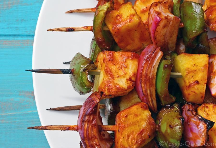 Barbecued Vegetable Kebab Final 3