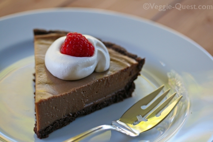 Cauliflower Vegan Chocolate Silk Pie 3_WM