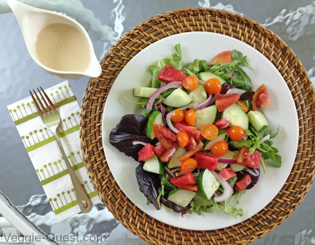 Lunch Salad - 2 pounds a day-WM