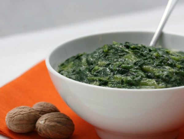 Creamed Spinach Final Pic 1
