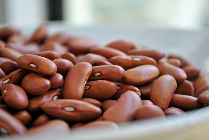 Beans pic from Flickr