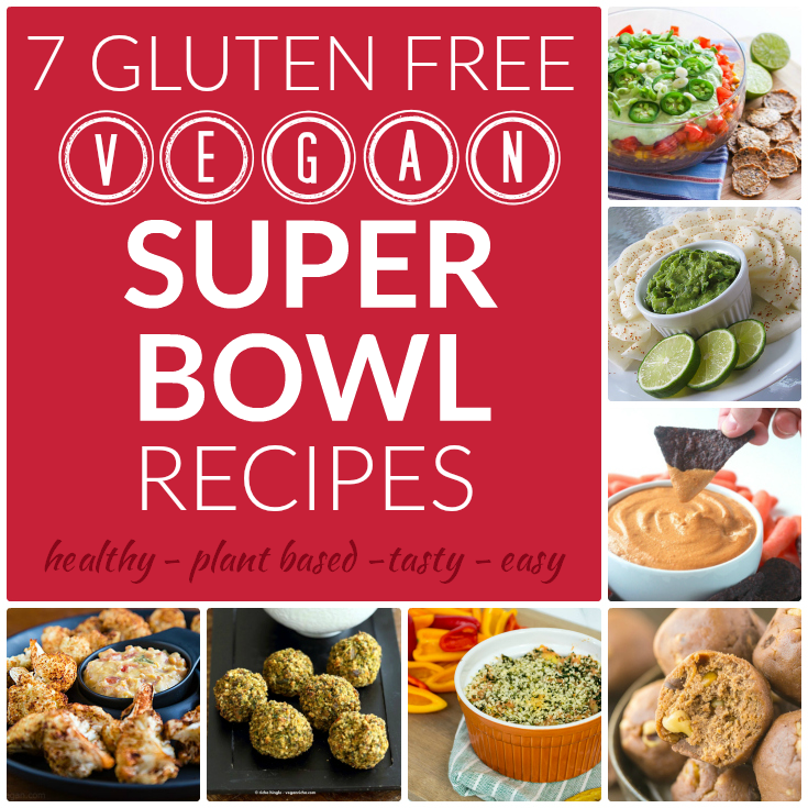 7 healthy super bowl recipes gluten free vegan wow your friends with these 7 healthy super bowl recipes these snacks and bites are forumfinder Gallery