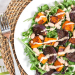 Surpisingly Addictive Butternut Squash Salad
