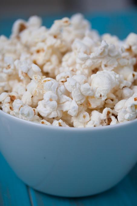 Easy DIY Microwave Popcorn