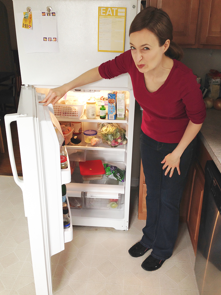 Dont Judge Me - How to Clean Your Fridge