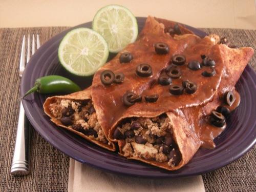 Happy-Herbivore-Black-Bean-Enchiladas