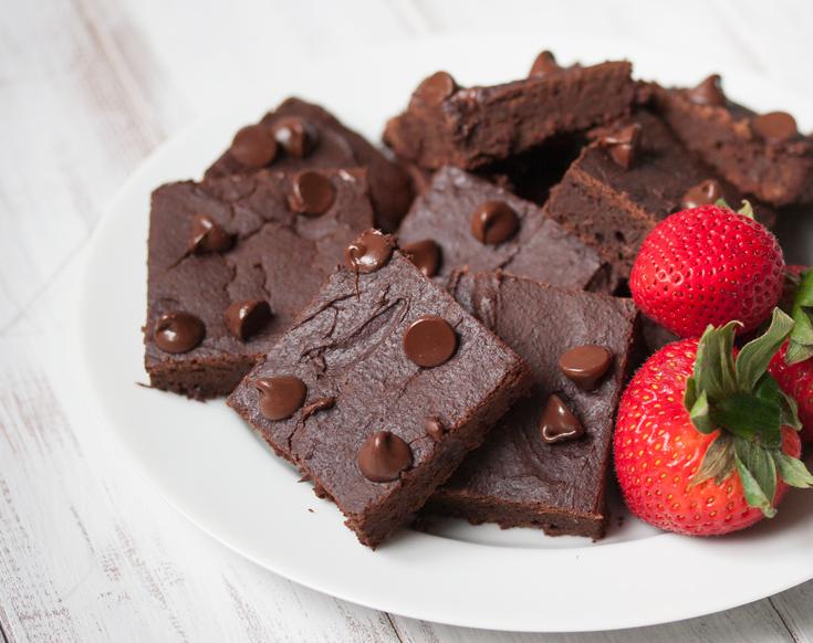 Vegan-8-Brownies