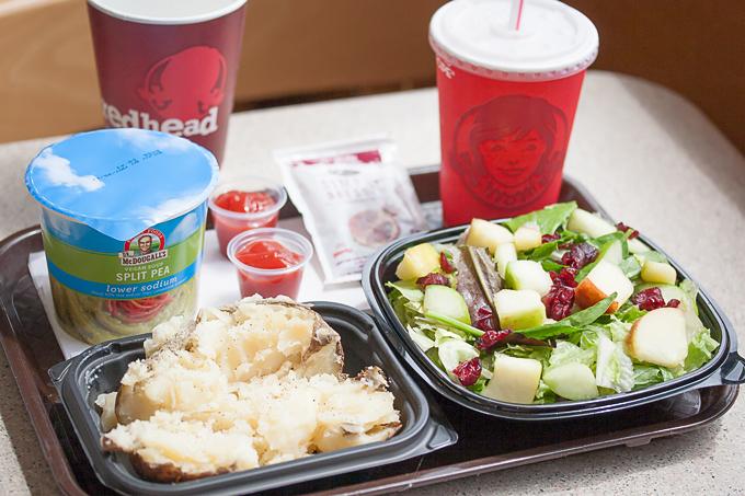 Gluten Free Vegan Fast Food