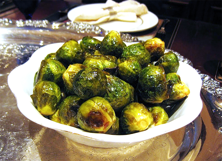 Brussels Sprouts for Skeptics - Veggie Quest - 5 Healthy Foods for Fall