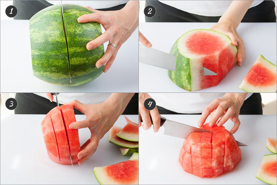 Watermelon hack: How to chop a watermelon in less than 2 minutes