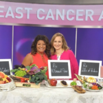 Pretty in Pink: 3 Tips for Cutting Breast Cancer Risk –  As Seen on Good Morning Washington
