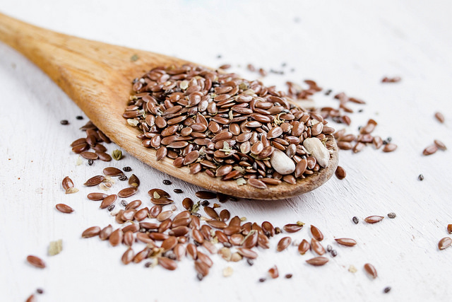 flax seed by marco verch