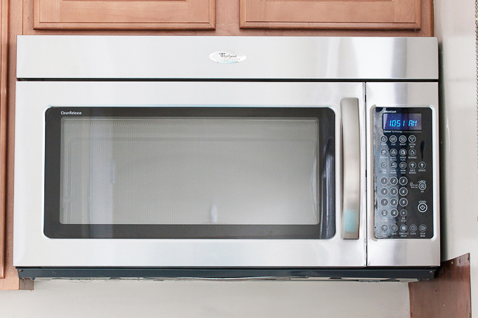 Microwave-over-the-stove